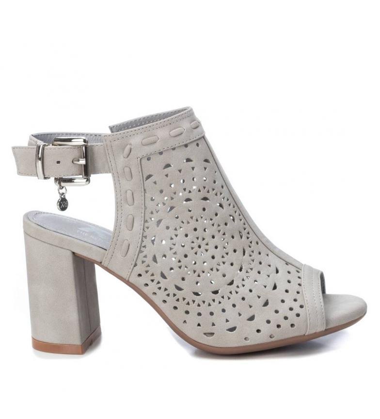 Comprar Xti Botas de tornozelo 035173 cinza -Altura do calcanhar: 8cm
