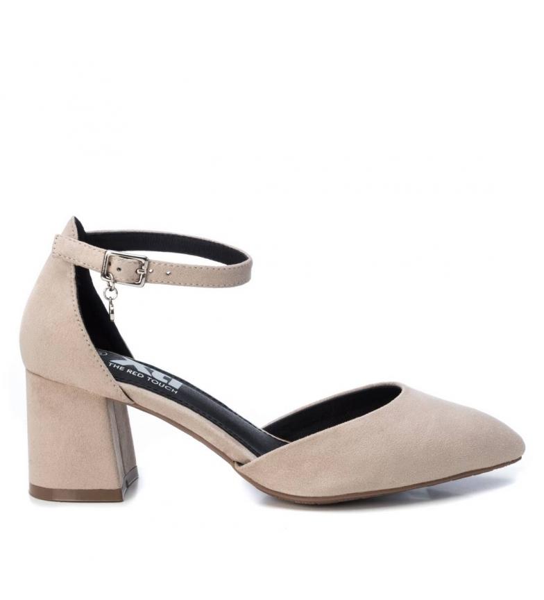 Comprar Xti Shoes 035182 beige -Heel height 6 cm