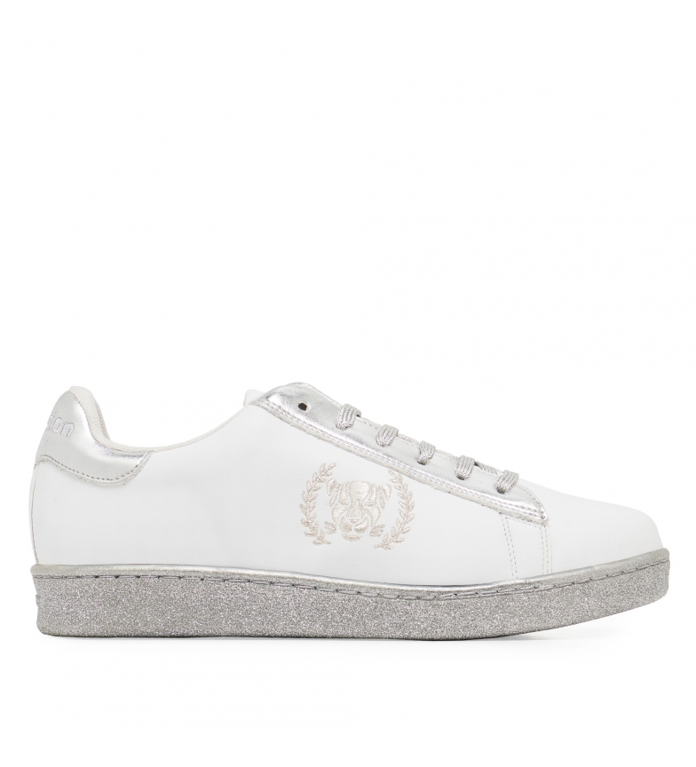 Comprar Xyon Chaussures en cuir 0841 Aruba blanc, argent
