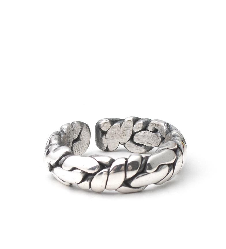 Yocari Silver String Ring