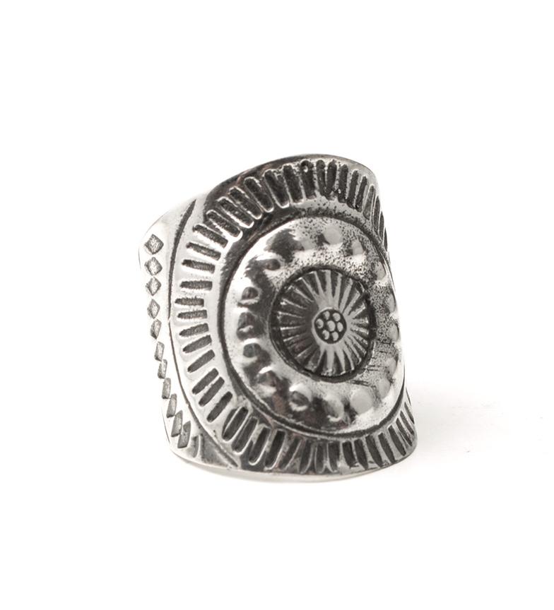 Comprar Yocari Elie silver ring