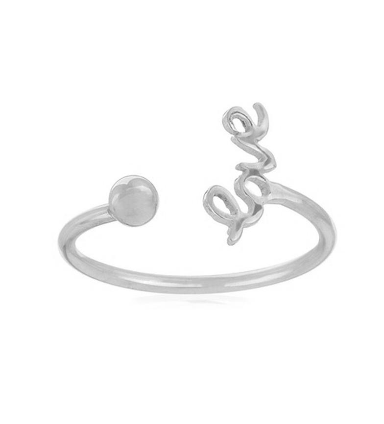 Comprar Yocari Silver Love Ring