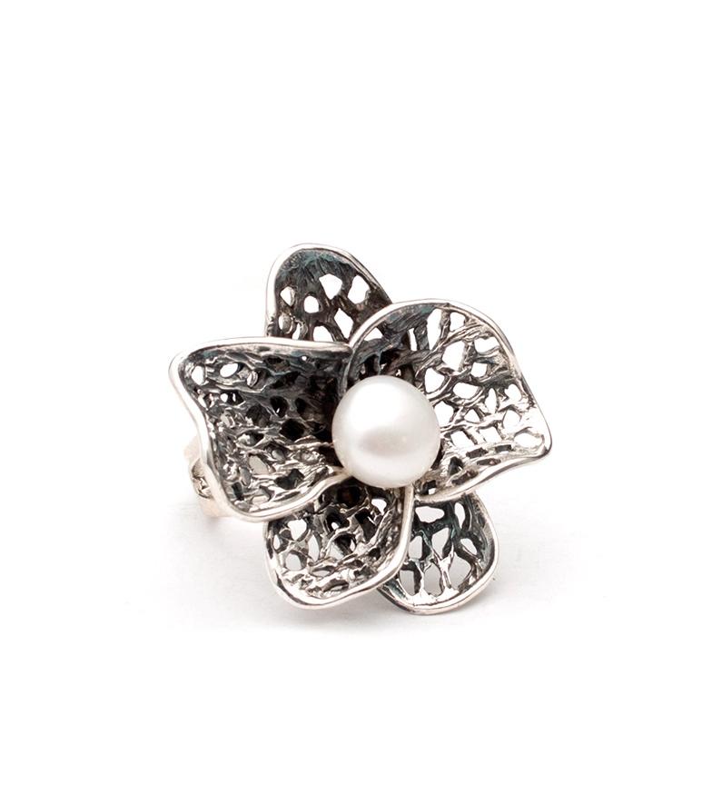 Comprar Yocari Silver Spring Ring, pearl