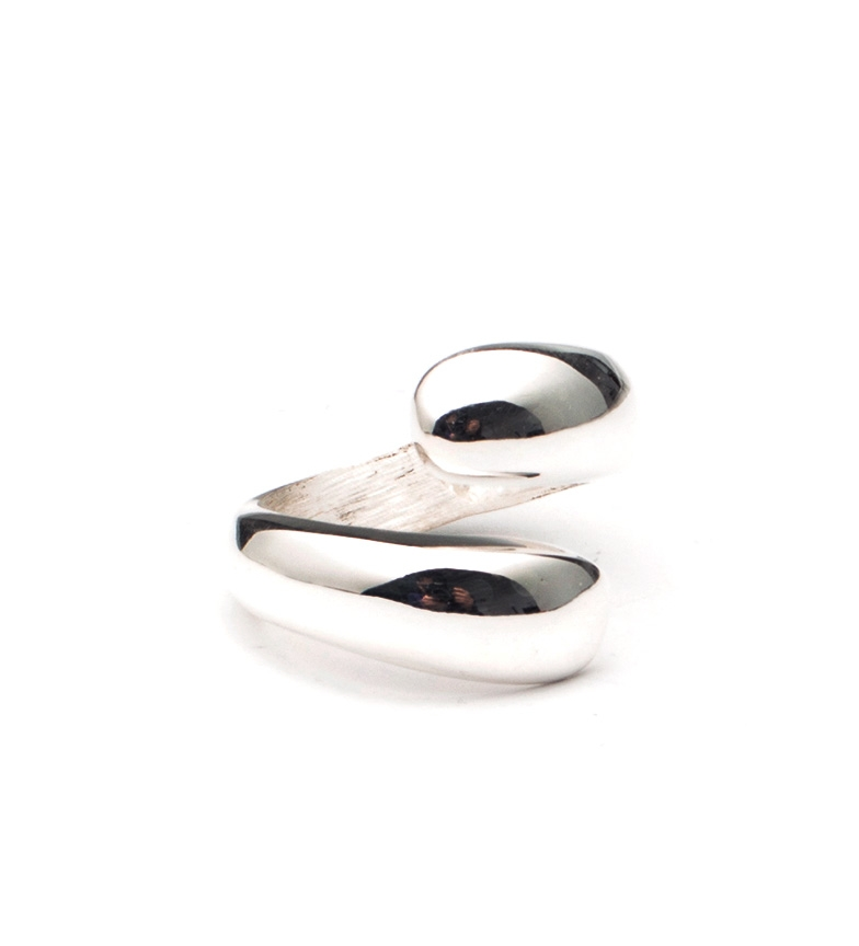 Comprar Yocari Ring Silver Volume