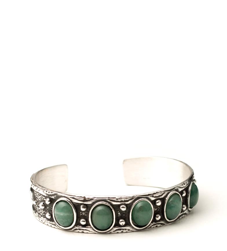 Comprar Yocari Ezra braccialetto d'argento, verde