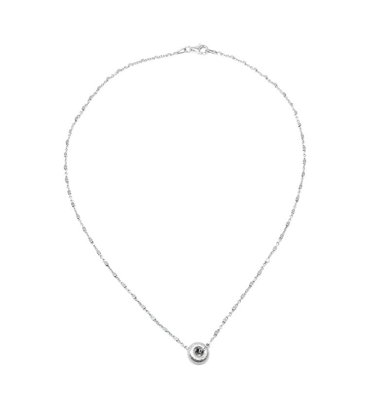 Comprar Yocari Necklace Donut silver