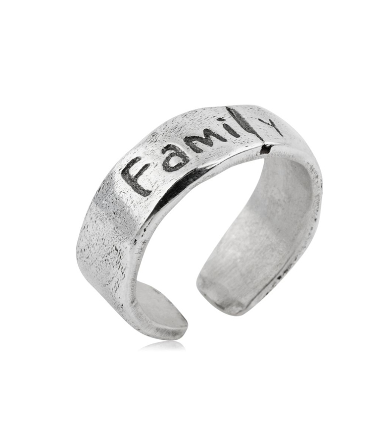 Comprar Yocari Family ring silver