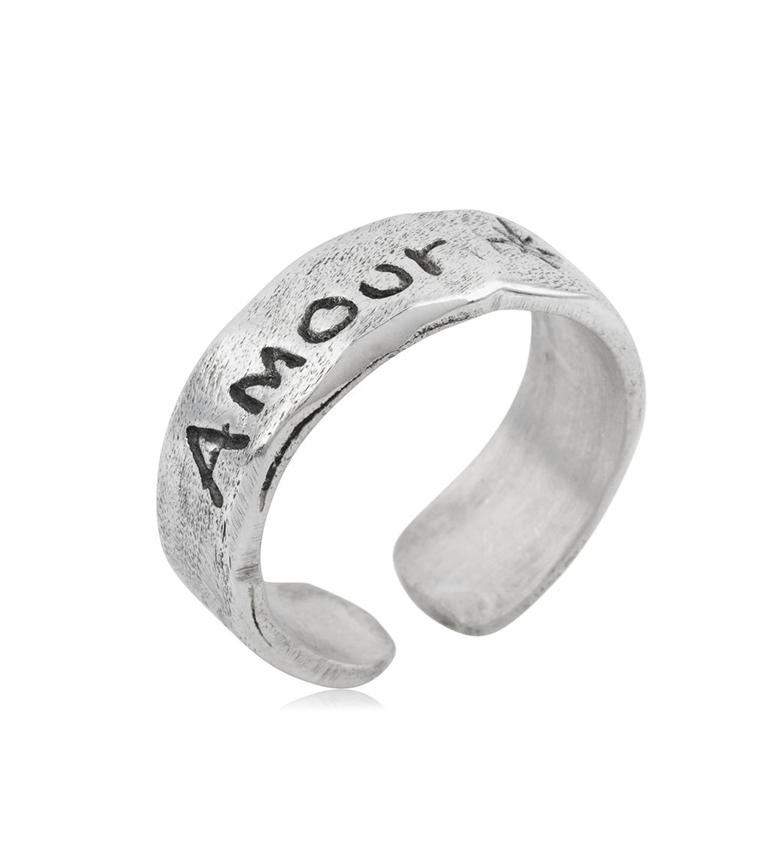 Comprar Yocari Ring Amour silver