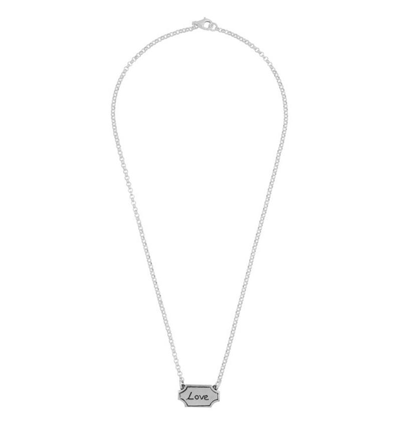 Comprar Yocari Collar Love plata