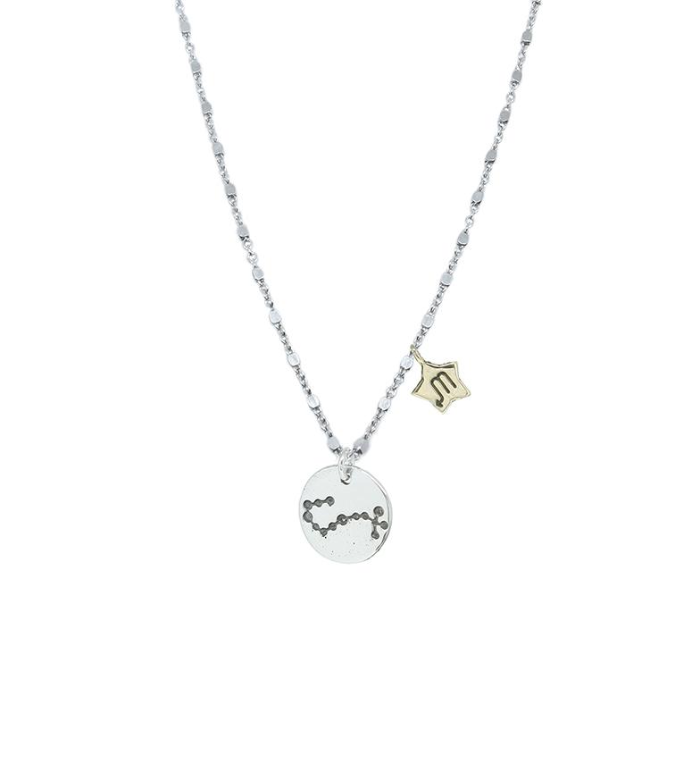 Comprar Yocari Scorpio silver necklace