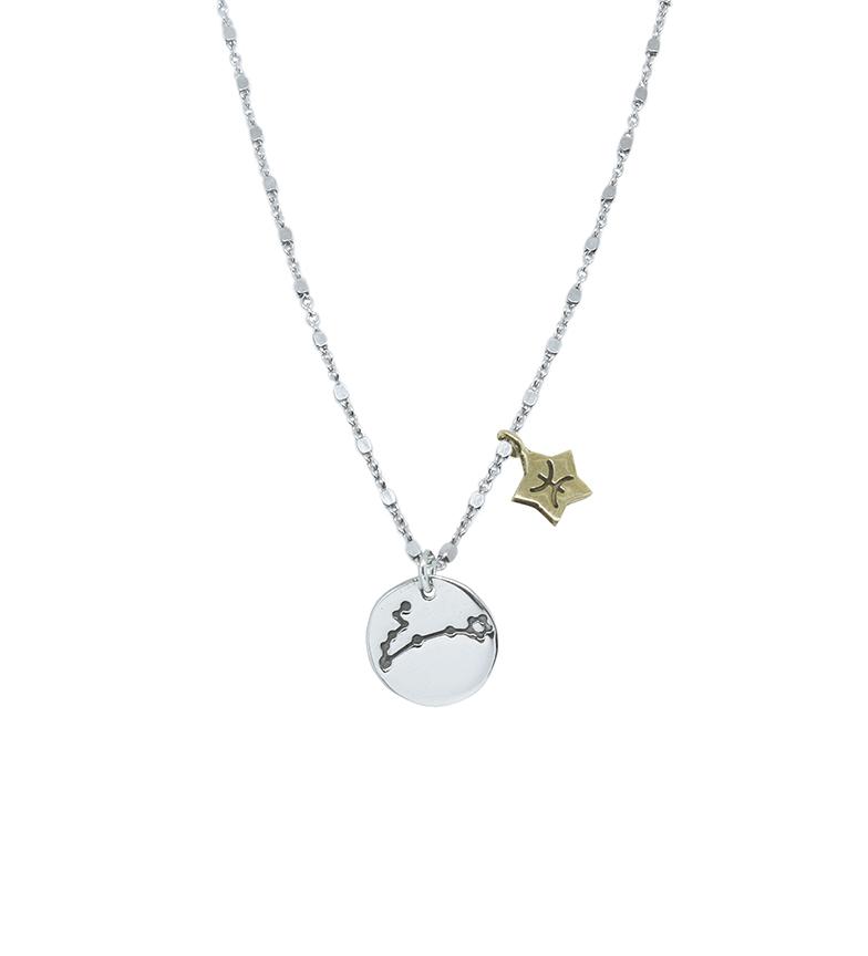 Comprar Yocari Pisces silver necklace