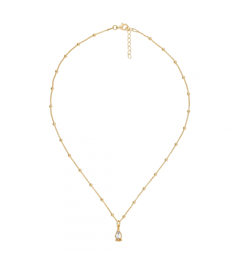 Comprar Yocari Gold Plated Silver Necklace Gold Plated Rosary Chain