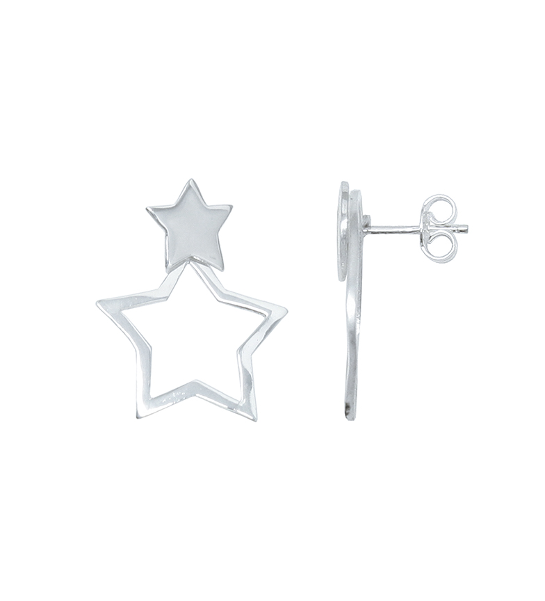 Comprar Yocari Earrings Stars silver