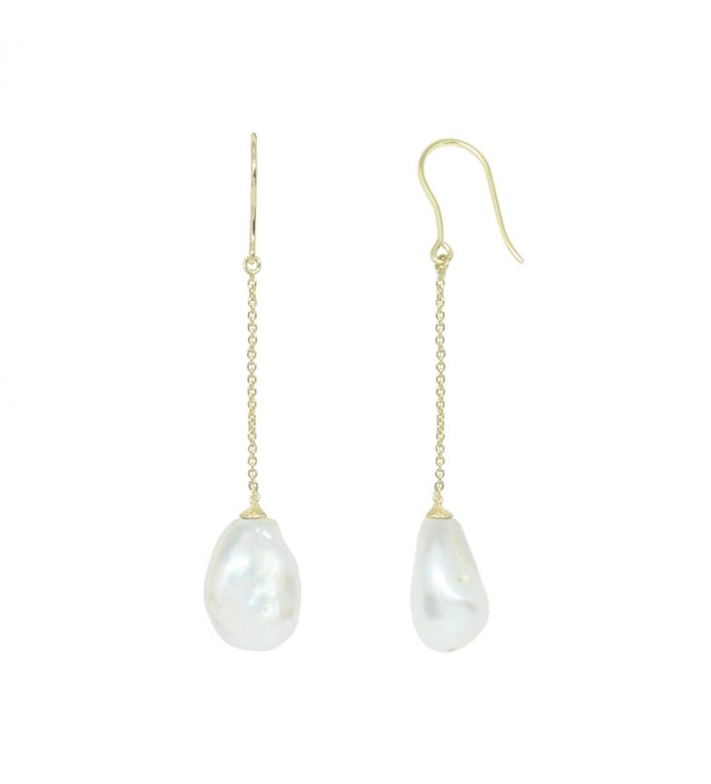 Comprar Yocari Earrings Teardrop silver plated in gold