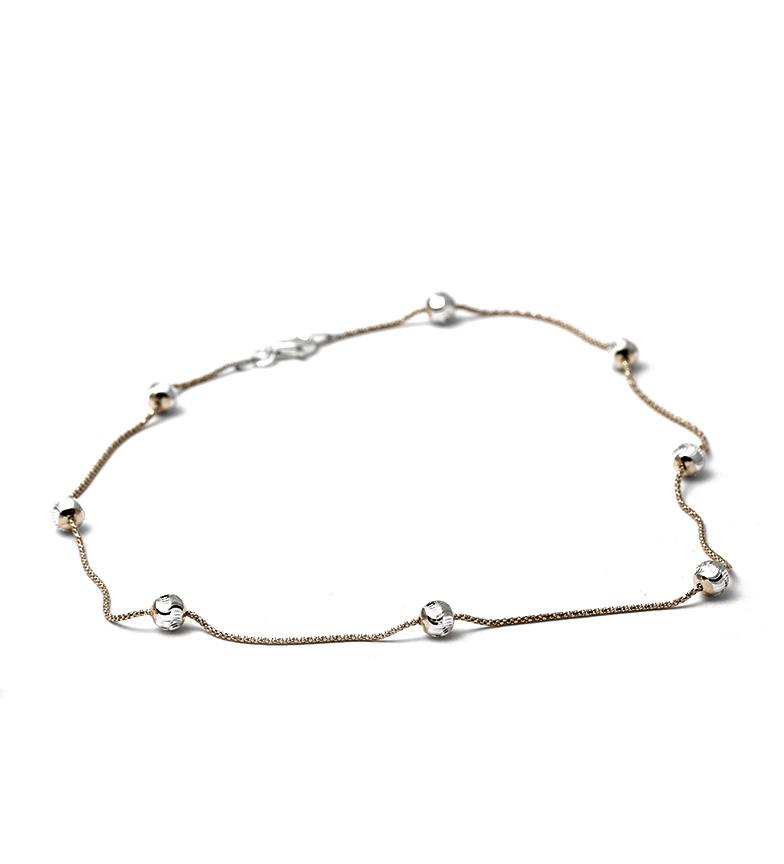 Comprar Yocari Collana Glance in oro placcato argento