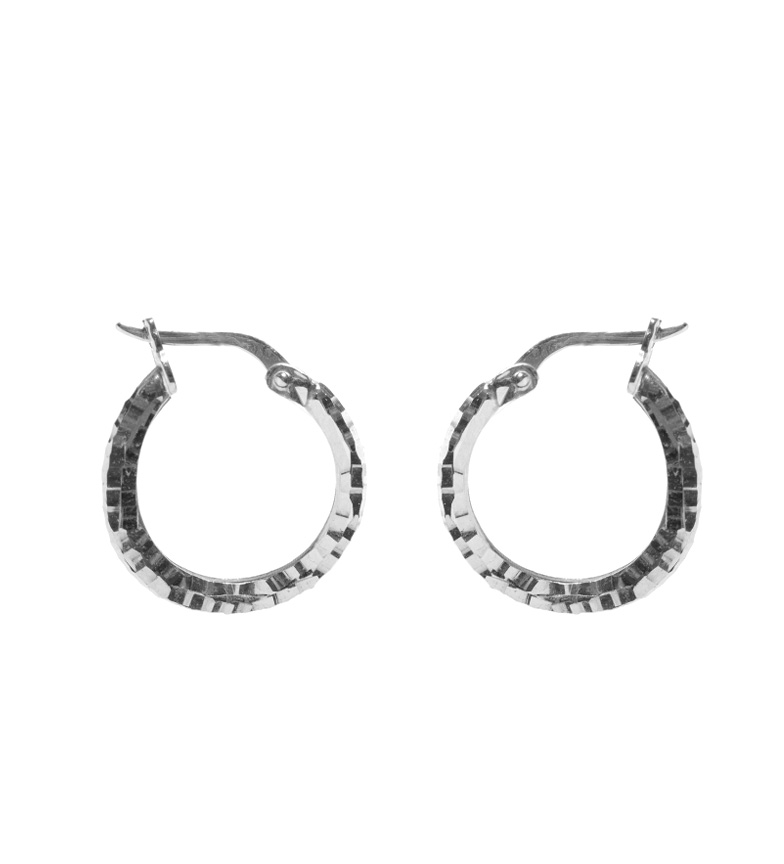 Comprar Yocari Crioulos prata Diamante produtos -2,5 cm