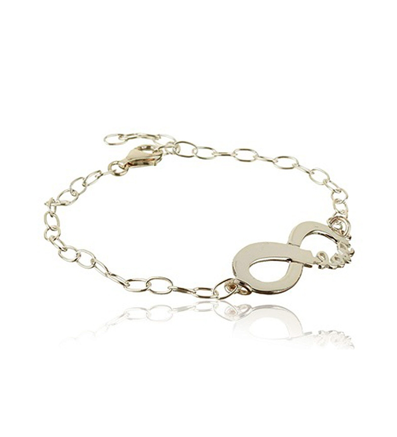 Comprar Yocari Infinito Amore Bracciale in argento