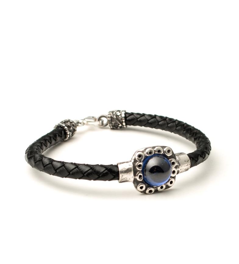Comprar Yocari Bracelet Zen silver, marine