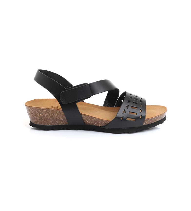 Comprar Yokono Mônaco 142 abafador de couro preto