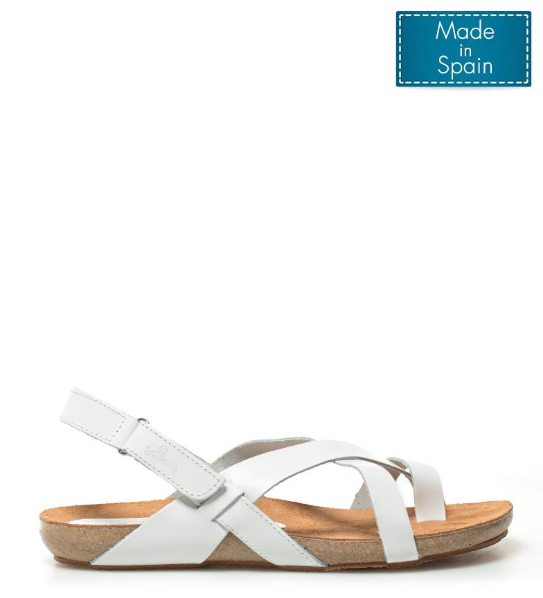 Comprar Yokono Sandalias de piel Ibiza 718  blanco
