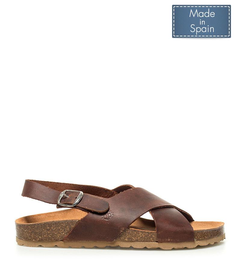 Comprar Yokono Sandalias de piel Mabul cuero