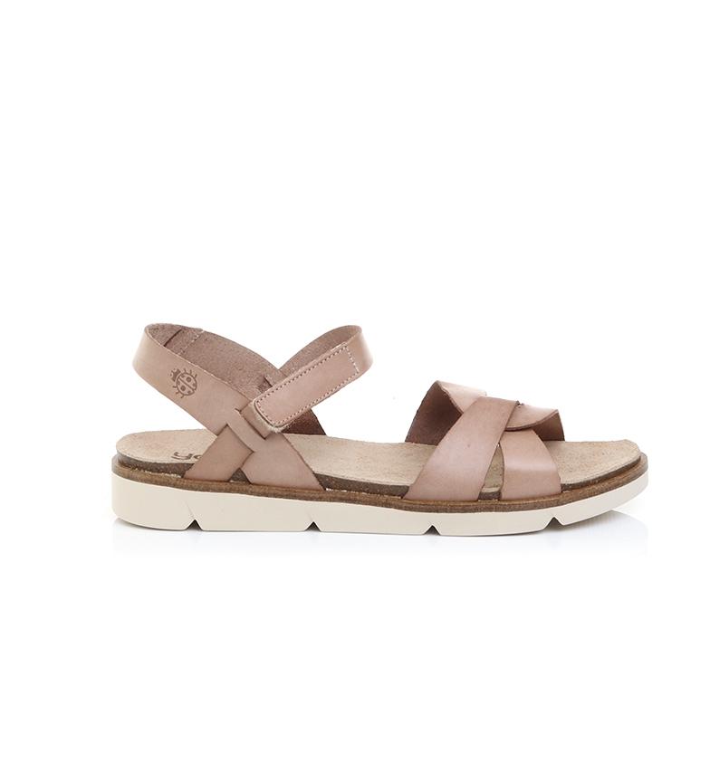 Comprar Yokono Sandálias de couro Kiwi 022 nu