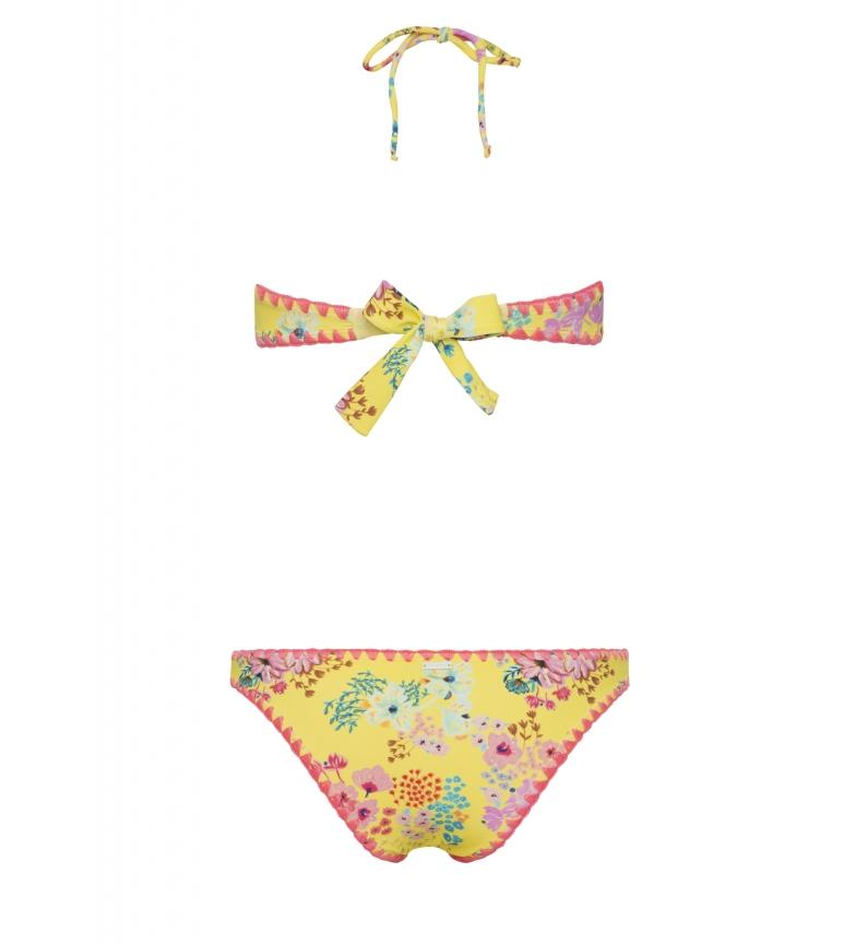 Yshey Bikini Bianca Star amarillo