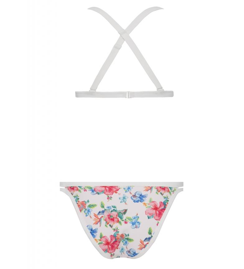 billig uttaket Yshey Bikini Kelly Amaryllis Blanco klaring komfortabel 1y3fs01CaS