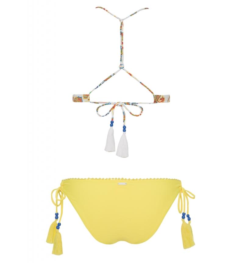 Yshey Bikini Sarah Lost Fiji amarillo