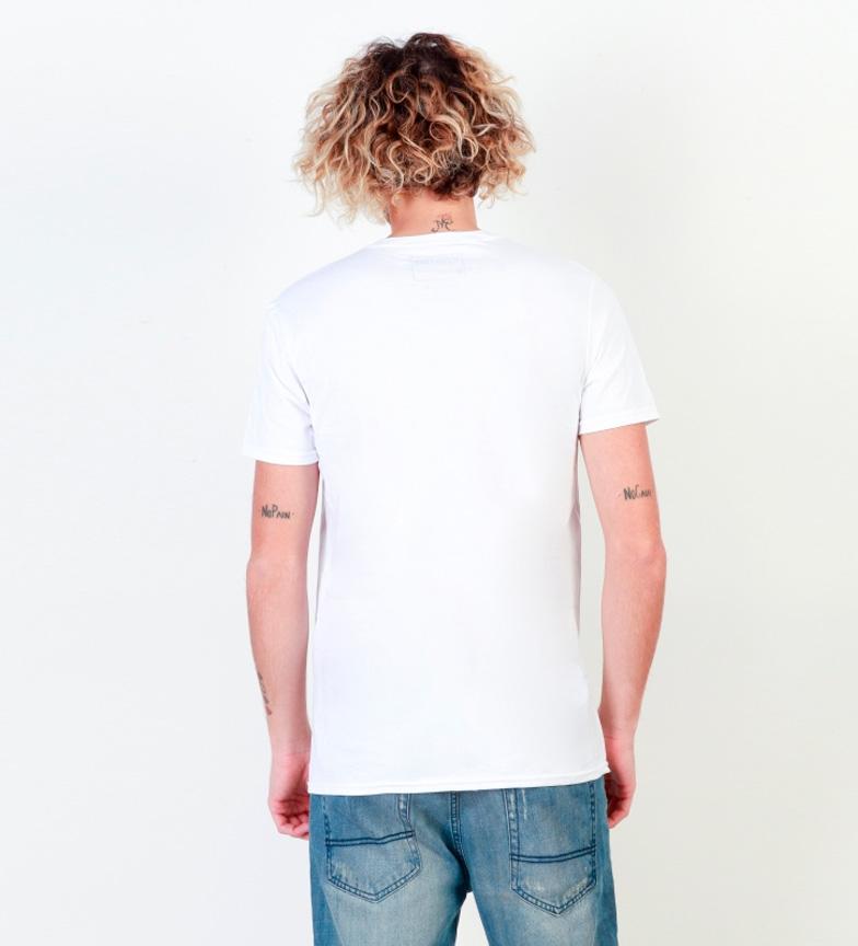 Zoo York Camiseta Knar blanco